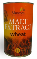Muntons Wheat Canned Malt Extract 1.5 Kg